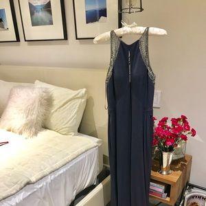🐘La Femme beaded formal dress size 4